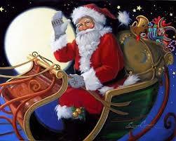 Le Père Noël au Colisée